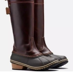 NWT Sorel Slimpack Riding Tall ii Boot sz. 8.5